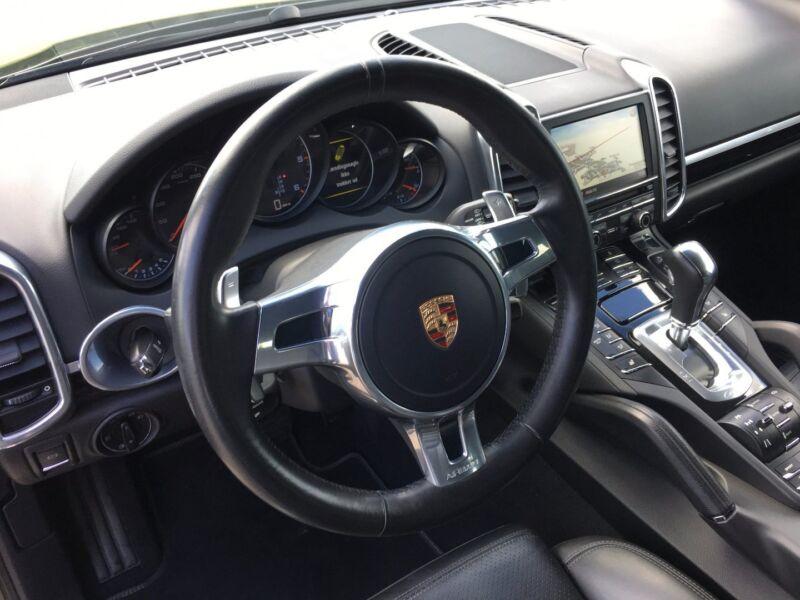Porsche Cayenne D Tiptr. - 11