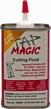 Tap Magic Cutting Fluid  with EP-Xtra 10004E Power Tool Lubricant, 4oz.
