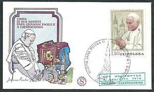 1979 Vaticano Viaggi Del Papa Polonia Czestochowa - Ev Soyez Astucieux Dans Les Questions D'Argent
