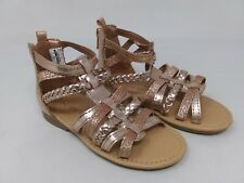 New Girls Toddler Carter Rosario 2 Sandals Style 888737039094 Silver 99P lr