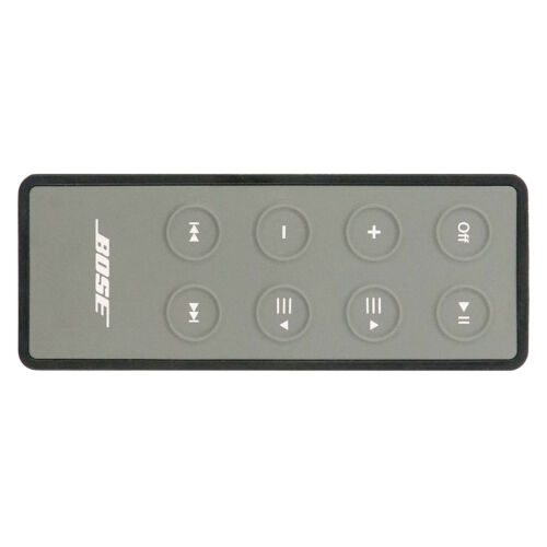 Remote Control for Bose SoundDock Series II 2,III 3,/&Portable Music System