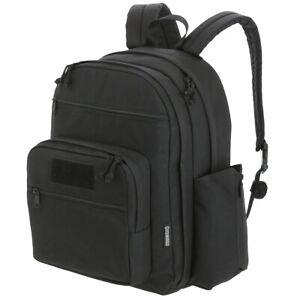 Maxpedition Prepared Citizen Deluxe Rugzak CCW Laptop Reizen Militaire Zwart