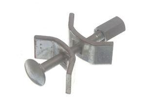 Arbeitsplattenverbinder-Schreiner-Schmetterling-Jig-Klemme-M6-X-65Mm-BZP-Lot-4