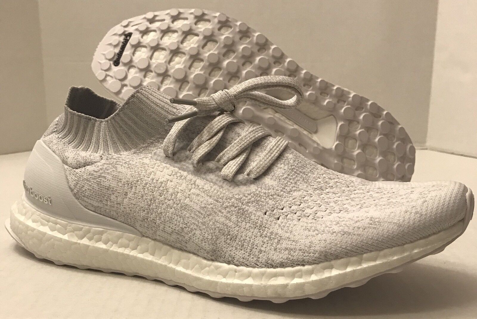 ADIDAS UltraBOOST Uncaged BY2549 White/Grey (MEN'S 11.5) *NO BOX* ultra boost