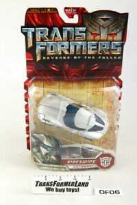 Sideswipe Sealed MISB MOSC Deluxe Movie ROTF Transformers