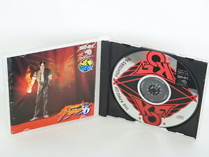 THE-KING-OF-FIGHTERS-96-ref-C-KOF-Neo-Geo-CD-SNK-nc