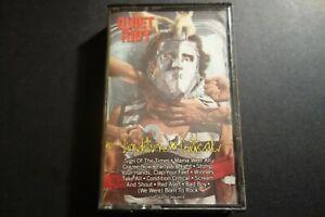 QUIET-RIOT-Condition-Critical-Cassette-Tape