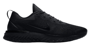 NEW NIKE ODYSSEY REACT TRAINING SHOES WOMENS SNEAKERS BLACK 5 - 12
