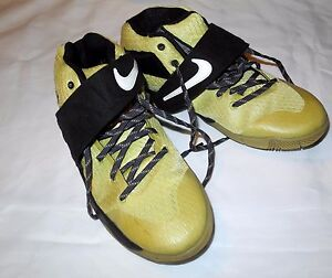 Nike J B Y Elizabeth Basketball Light Green Youth Shoes Size Us 6 5
