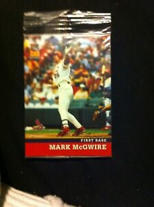 Image Is Loading Topps 50years Postopia Baseball Cards Mark McGuire Factory