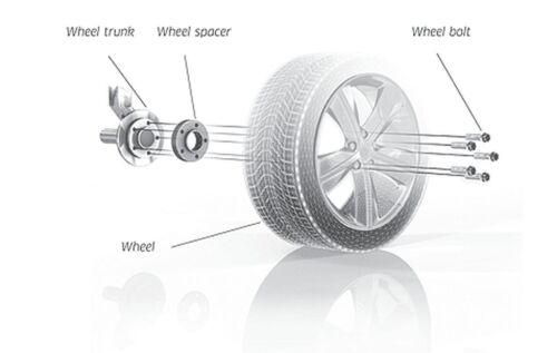 09.91-01.98 Eibach Spurverbreiterung 40mm System 2 Opel Astra F CC Schrägh.