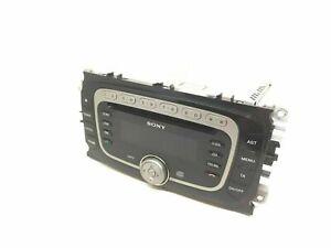 Ford-Galaxy-Radio-Stereo-Lettore-CD-Testa-Unita-7S7T-18C939-AE-Codice