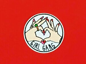 parche-gang-girl-patch-banda-chicas-friends-corazon-femenino-planchar-ropa-bolso