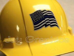 Iraq Flag Hard Hat Helmet Decals Stickers 1 Piece