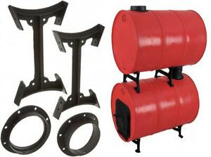 US Stove Company BKAD 500 En Fonte Double Barillet Adaptateur