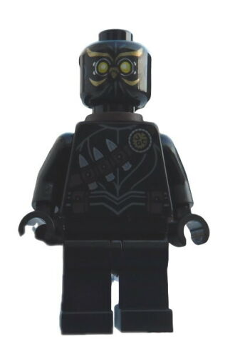 LEGO Talon con spada Schelda SUPER HEROES NUOVO MINI PERSONAGGIO minifig personaggio sh530