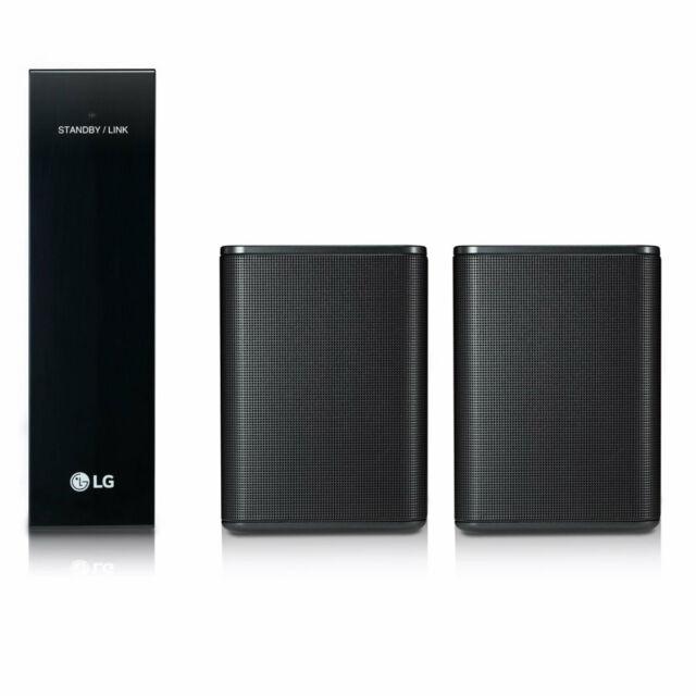 NEW LG SPK8-S 2.0 Ch Wireless Rear Speaker Kit