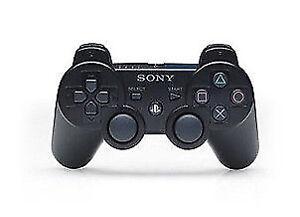 PS3-Playstation-3-Original-QTY-DualShock-3-Wireless-Controller-schwarz-Sony