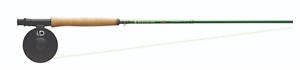 rojoington vice 790-4 Rod & Cocherete de pesca con mosca Combo 6wt 9' 0  4pc
