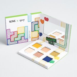 """d43622822771 Details about TETRIS x IPSY """"Game On"""" Eyeshadow Palette June 2019 Ipsy Glam  Bag Plus"""