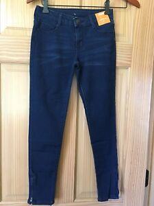 NWT Gymboree Girls Jean pants Demin Zipper many sizes