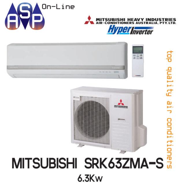 pump mitsubishi multi split fh msz electric inverter wall heat m mounted series