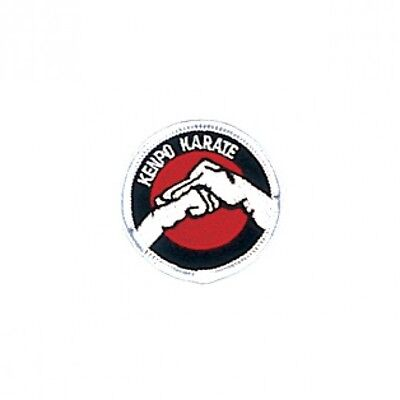 """Kenpo Karate Fist Small Martial Arts Patch 2/"""" P1241"""
