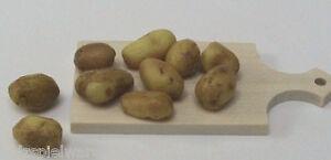 Liebe-Handarbeit-46131-Miniature-Potatoes-10-pcs-1-12-Dollhouse-119-NEW
