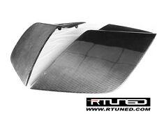 Audi R8, V8, Carbon Fiber Side Blades, Quarter Panel Mouldings, Pair, New