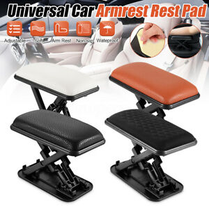 Universal-Car-Door-Armrest-Cushion-Rest-Soft-Pad-Height-Elbow-Support