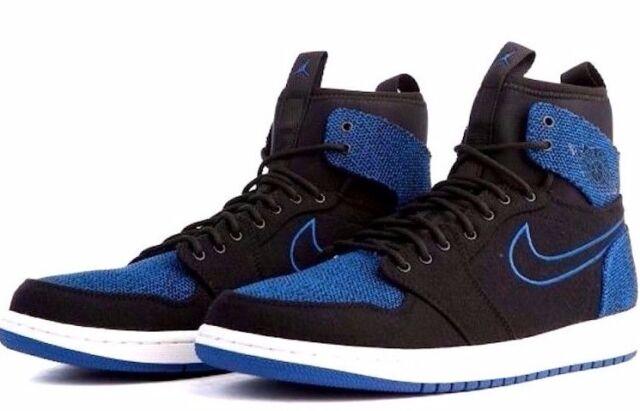 Nike Air Jordan 1 Varsity Royal Retro Ultra High Blue Black Shoes