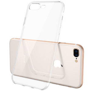 sports shoes 875e3 ae914 Details about Best Buy For iPhone X/8/7 Plus Clear Case Shockproof Hybrid  Slim Soft TPU Cover