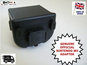 OFFICIAL-Nintendo-Wii-Motion-Plus-Sensor-Adapter-RVL-026-BLACK-For-Controller
