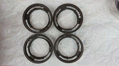 Bbs Originale Cappuccio Fondi Twist Nut Lock Part Anello 09.23.133 0923133 Bmw E30-mostra Il Titolo Originale Processi Di Tintura Meticolosi