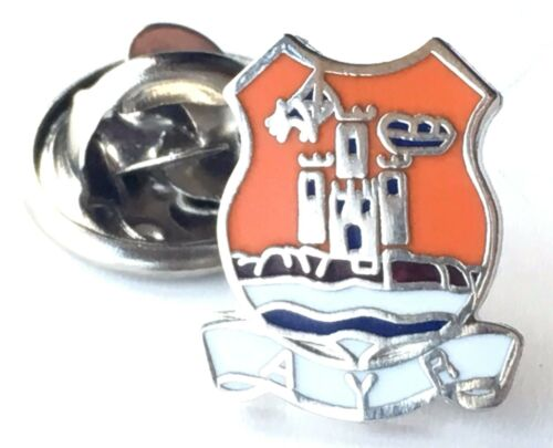 Ayr Ayshire Scotland Small Quality enamel lapel pin badge T005
