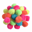 100 x 25mm Pom Poms Embellishments Craft Trimmings Accessories Trimits