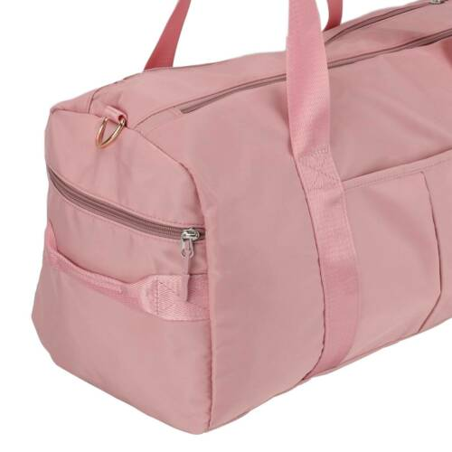 Women Gym Fitness Bag Large Capacity Waterproof Sport Travel Duffel Tote Bag