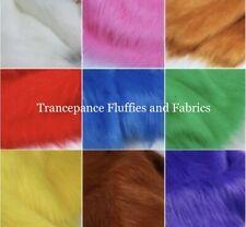Luxury Long hair pile Faux Fur Fabric Material - Multiple Lengths  -Fluffy AC356