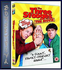 THE THREE STOOGES - THE MOVIE-Sean Hayes & Will Sasso ...