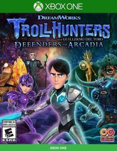 Trollhunters Defenders of Arcadia - Microsoft Xbox One *new, sealed*