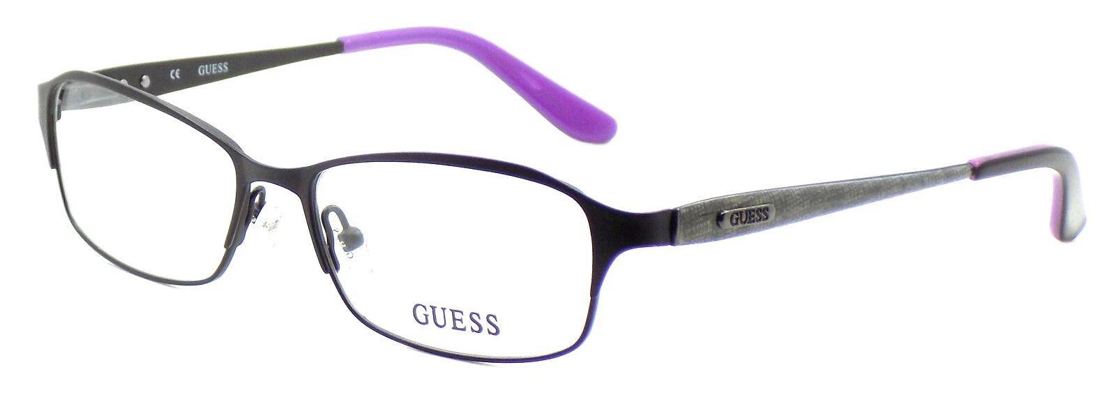 f962838f19b4 GUESS Gu2424 001 Women s Eyeglasses Frames 51-15-135 Black Case for ...