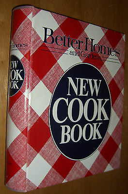 Better Homes and Gardens New Cookbook 5 Ring Binder 1988