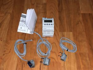 Gestionnaire-d-energie-EC450-HAGER-3-Tores-neuf