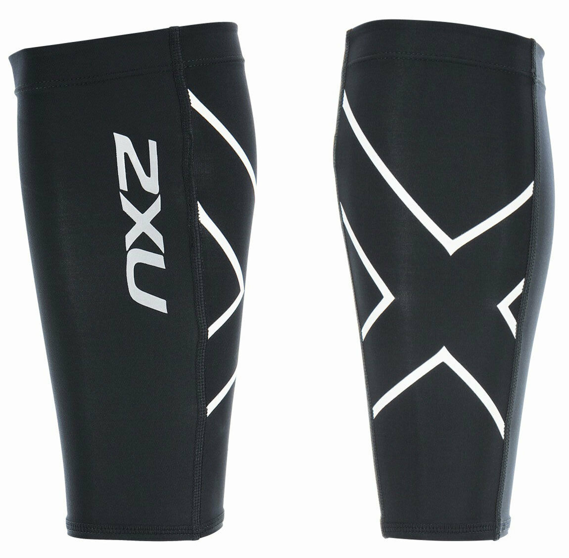 2xu compression  Calf guards unisex negro blancoo ua1987b  Vuelta de 10 dias