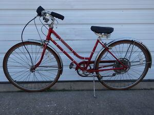 Old schwinn cruiser bikes