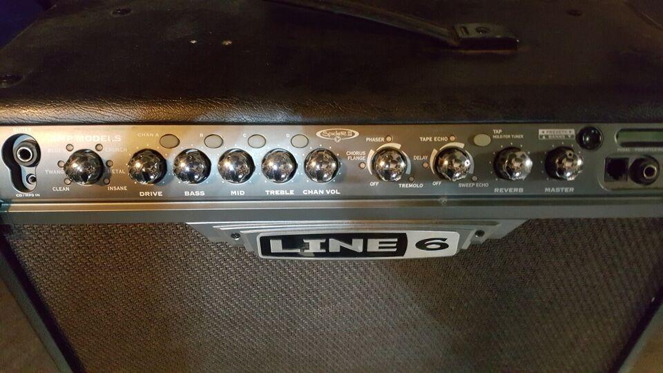 Guitarcombo, Line 6 Spider 3, 75 W