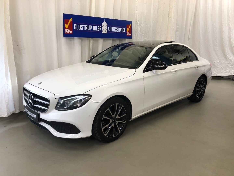 Mercedes E220 d 2,0 Avantgarde aut. 4d - 279.700 kr.