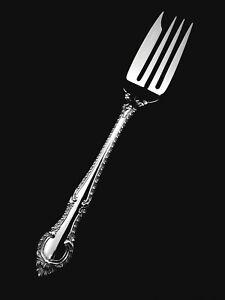 "Gorham Buttercup Sterling Silver Salad Fork 6 1//4/"" No Mono"