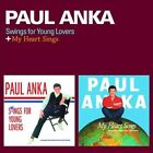 Swings for Young Lovers/My Heart Sings [Remastered] by Paul Anka (Singer/Songwriter) (CD, Nov-2013, Ais)
