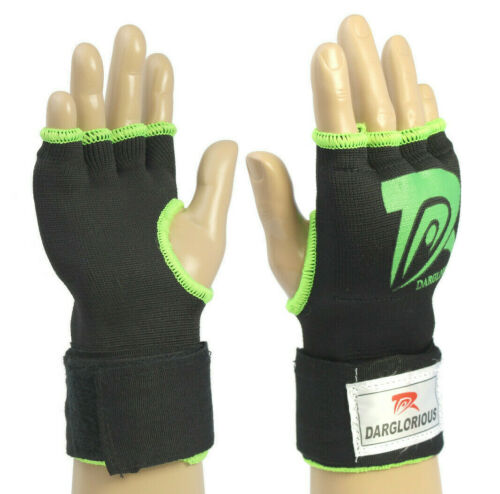 Boxing Padded Gloves Hand Wraps Inner Support Protector Cage Quick Bandages
